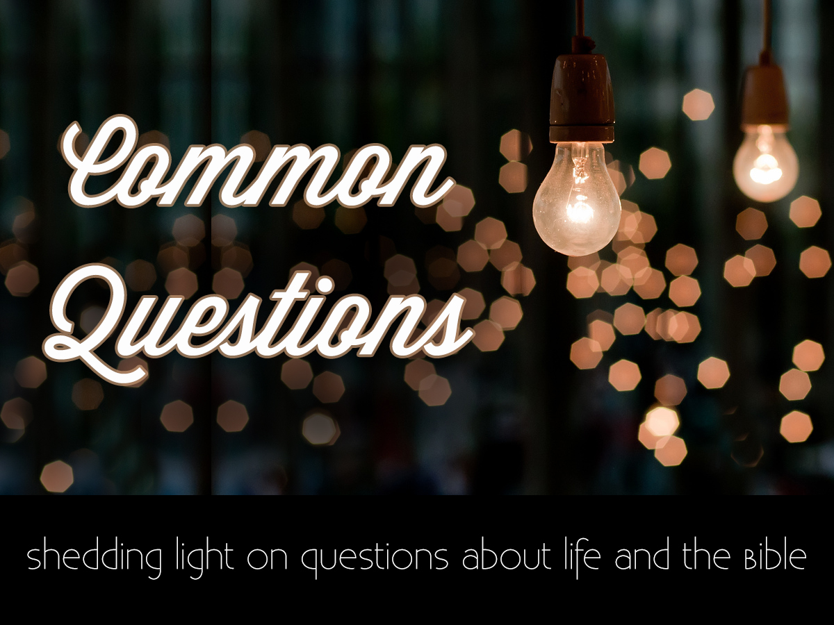 CommonQuestions1